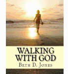 Beth Jones' book about prayer on Kindle