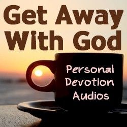 7-audio, quiet time devotional audio set