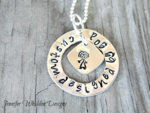 Custom Designed by God Necklace