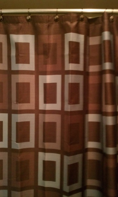 Home Global Medallion Boho Fabric Shower Curtain Towel Bathrooms That Are Teal And Brown Home