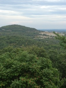 hills/mountains in Branson, MO