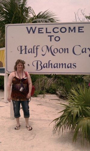 Beth Jones - Half Moon Cay, The Bahamas